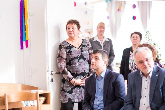 Lágymányosi Óvoda Újbudai Nyitnikék Telephely Óvoda Épületátadó ünnepély